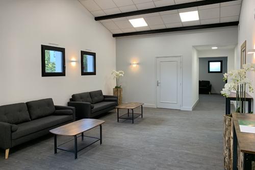 Salon d'accueil
