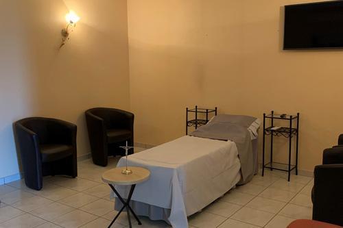 Salon funéraire